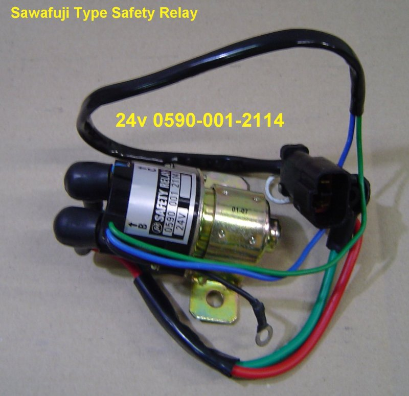 Starter Relays - Relays - Lim Battery & Electrical Co on